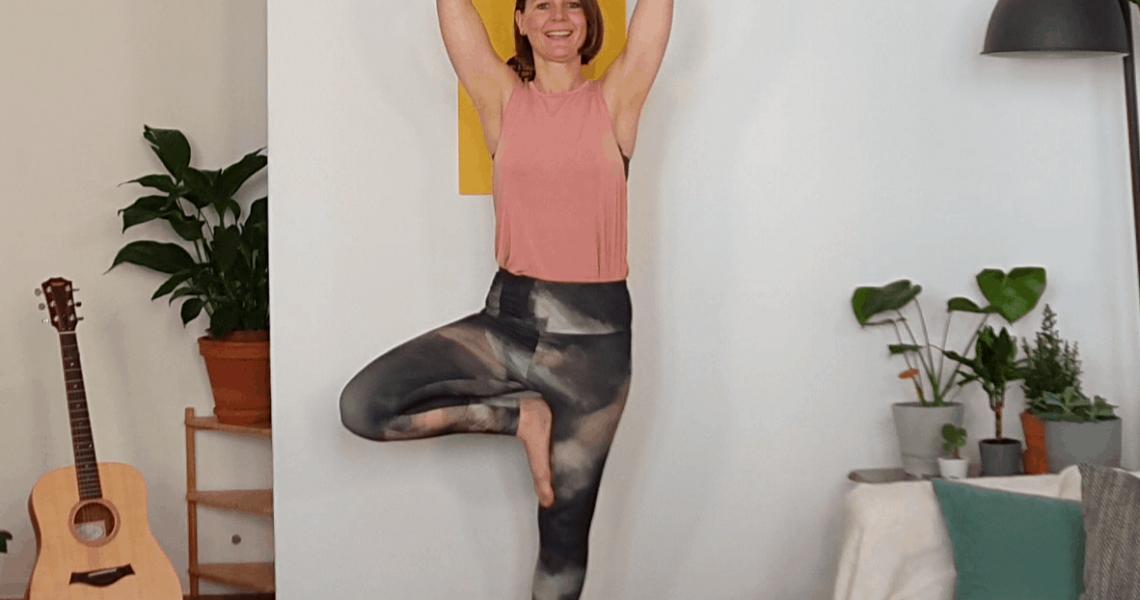 Online Hatha Yoga – Herbstkurs